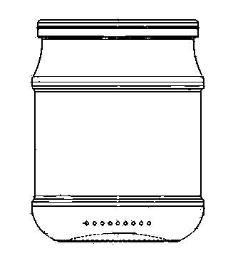 Стеклобанка типа I-82-480